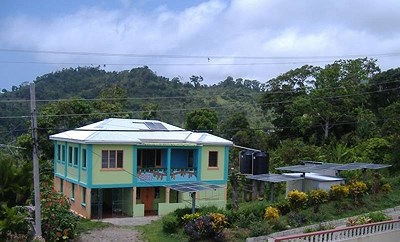 The Grenada Chocolate Company Factory