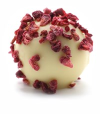 White Raspberry Truffle