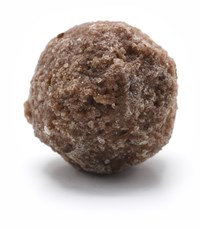 Sugared Caramel Truffle