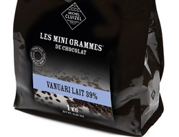 Michel Cluizel, Vanuari Lait 39% milk chocolate couverture 1kg
