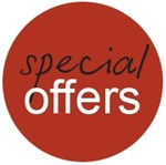 Special offers on chocolate