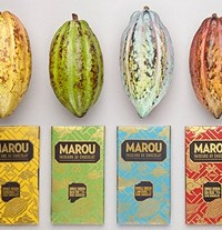 New Marou chocolate
