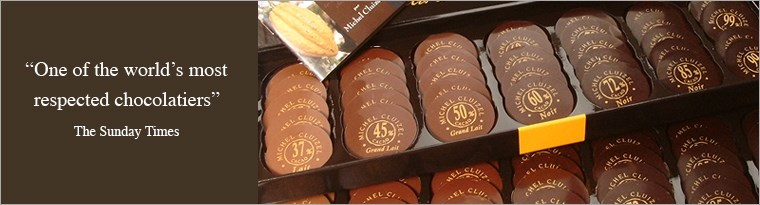 Michel Cluizel chocolate header