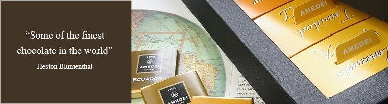 Amedei chocolates - some fo the finest chocolates in the world