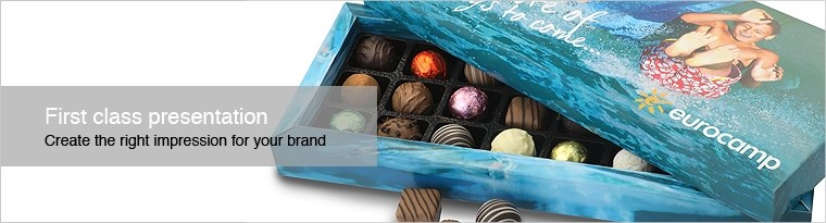 Personalised chocolate boxes header