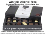 Dry January competition 2018