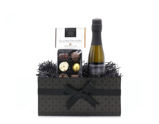 Superior Selection, Prosecco & Chocolate Mini Hamper