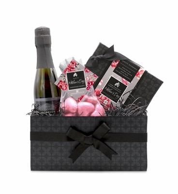 Mother's Day Chocolate & Prosecco Mini Hamper