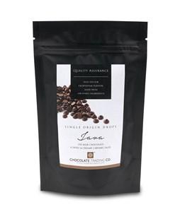 Chocolate Trading Co. Single Origin Chocolate Drops Java 32% Milk Chocolate