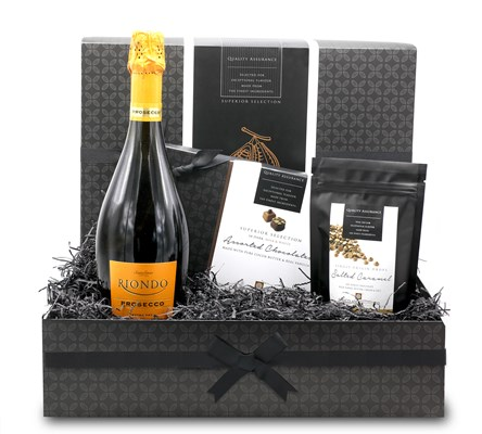 Superior Selection Chocolate & Prosecco Gift Hamper