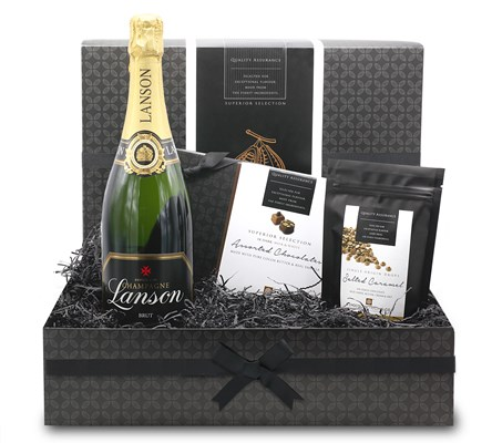 Chocolate & Champagne Gift Hamper