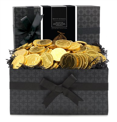 Treasure, Gold Sovereign Coin Mini Hamper