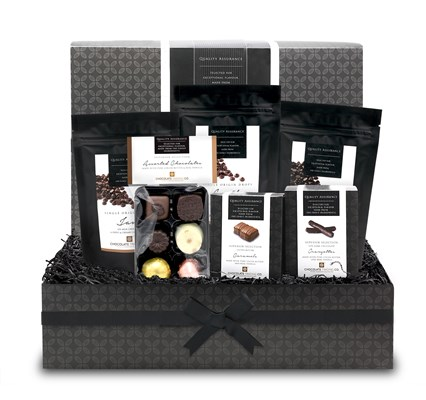 Superior Selection, Small Sharing Chocolate Hamper