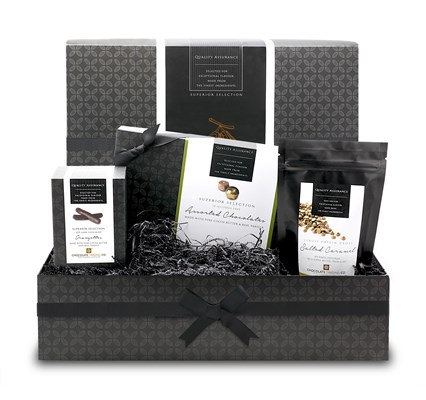 Superior Selection Alcohol Free Chocolate Hamper