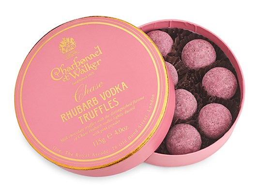 Charbonnel et Walker, Chase vodka chocolate truffles