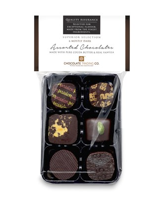 Superior Selection, Dark Chocolate Assortment Gift Pack
