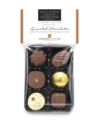 Superior Selection, Milk Chocolate Gift Pack