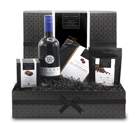 Superior Selection Milk Chocolate Gift Hamper