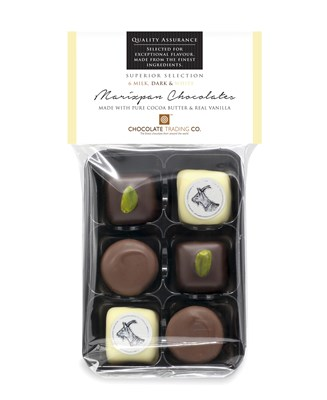 Superior Selection, Marzipan Chocolates Gift Pack