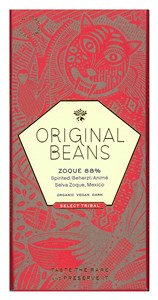 Click to view product details and reviews for Original Beans Zoque 88 Dark Chocolate Bar.
