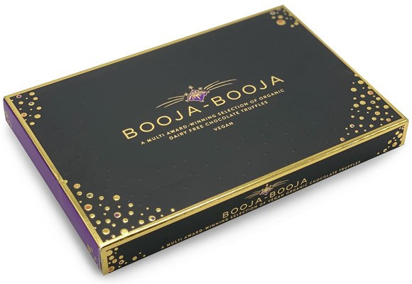 Booja Booja, Award Winning Selection truffles gift box