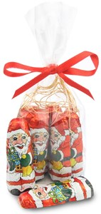Click to view product details and reviews for Santa Chocolate Tree Decorations Bag Of 20.