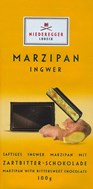 niederegger marzipan ginger chocolate bar