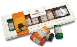 assorted marzipan mini loaves box
