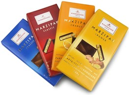 niederegger marzipan chocolate bar offer
