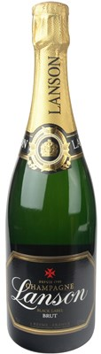 Lanson black label NV Champagne