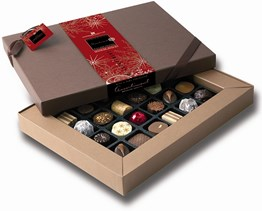 christmas chocolate selection box