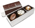 3 chocolate personaliesd box