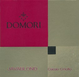 Domori, Javablond, 70% dark chocolate bar