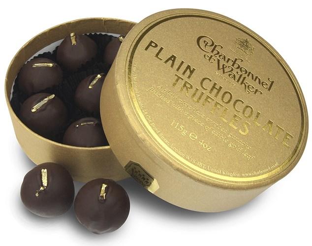 charbonnel et walker dark chocolate truffles box Sale 78e7f30a5