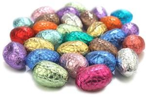 Filled mini Easter