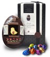 Oeuf Maisonnette, dark chocolate Easter egg