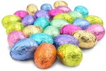 Superior chocolate mini easter eggs (bulk 1kg)