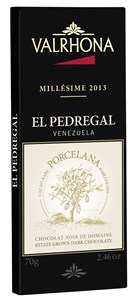 El Pedregal single estate 64 dark chocolate bar