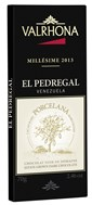 Valrhona, El Pedregal, vintage chocolate bar