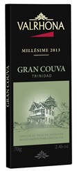 Valrhona, Gran Couva, Vintage dark chocolate bar