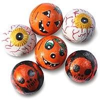 Halloween chocolate balls  Bulk bag of 620