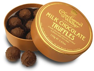 Charbonnel et Walker Milk Chocolate Truffles - Chocolate Trading Company