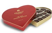 Valentines Milk Chocolate Gift Box