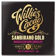 Willie's Sambirano Gold, Madagascar dark chocolate