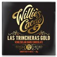 Willie's, Las Trincheras 72% dark chocolate bar