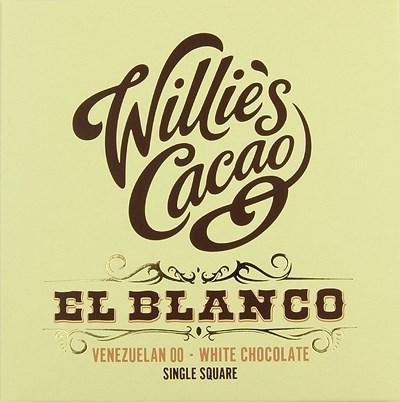 Willies chocolate - El Blanco white chocolate bar - Chocolate Trading ...: www.chocolatetradingco.com/buy/willies-chocolate-el-blanco-white...