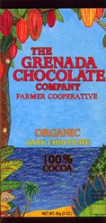 Grenada, 100% dark chooclate bar