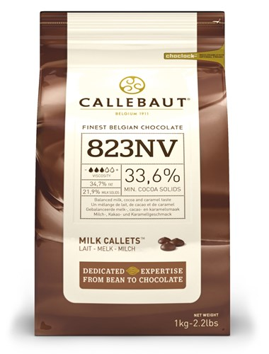Callebaut Melting Chocolate