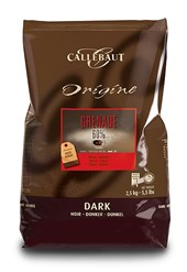 Barry Callebaut Origine, Grenade chocolate couverture chips