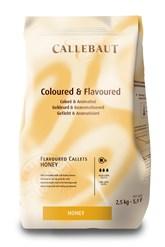 Callebaut honey chocolate chips (callets)